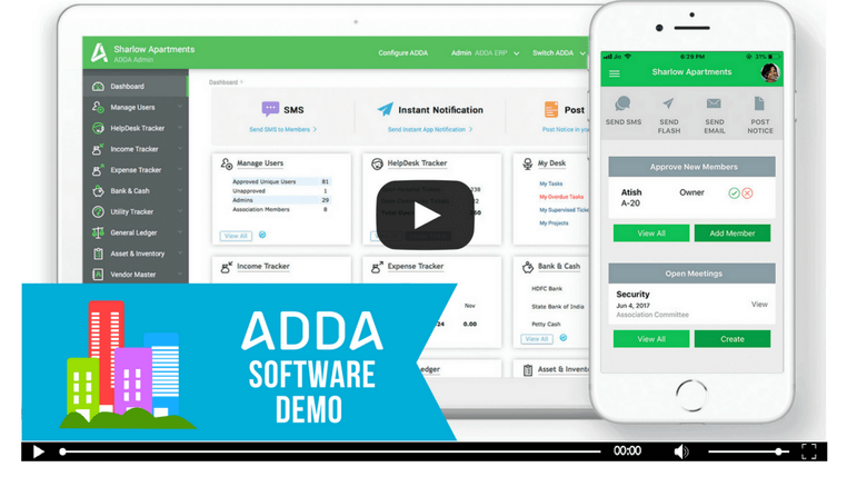 Watch the ADDA Software Demo - ADDA